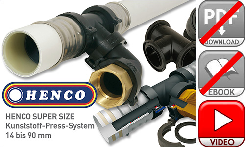 HENCO Press-System Installations-Videos