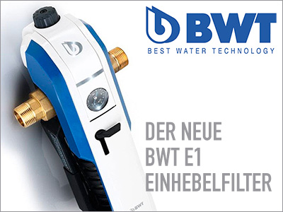 BWT - Best Water Technology bei Polysan
