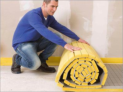 polysan wand und fu bodenheizung leitungstechnik f r perfekte installationen polysan. Black Bedroom Furniture Sets. Home Design Ideas