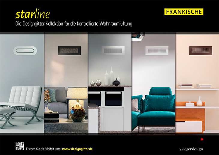 profi air starline von polysan hochwertige designgitter kollektion polysan sterreich. Black Bedroom Furniture Sets. Home Design Ideas